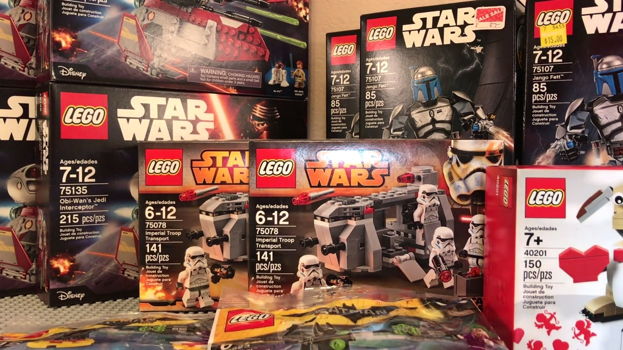 LEGO Shopping Spree Haul! (LEGO Investments & MORE!)