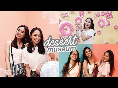 Hanging Out w/ Talliah & Friends at Dessert Museum! | ThatsBella