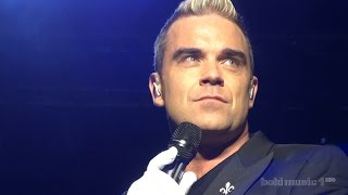 Robbie Williams - Monsoon (Live in Belgrade - Ušće, 17.06.2015) FIRST ROW