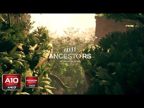 Ancestors The Humankind Odyssey Low END   AMD A10 7300   R5m230