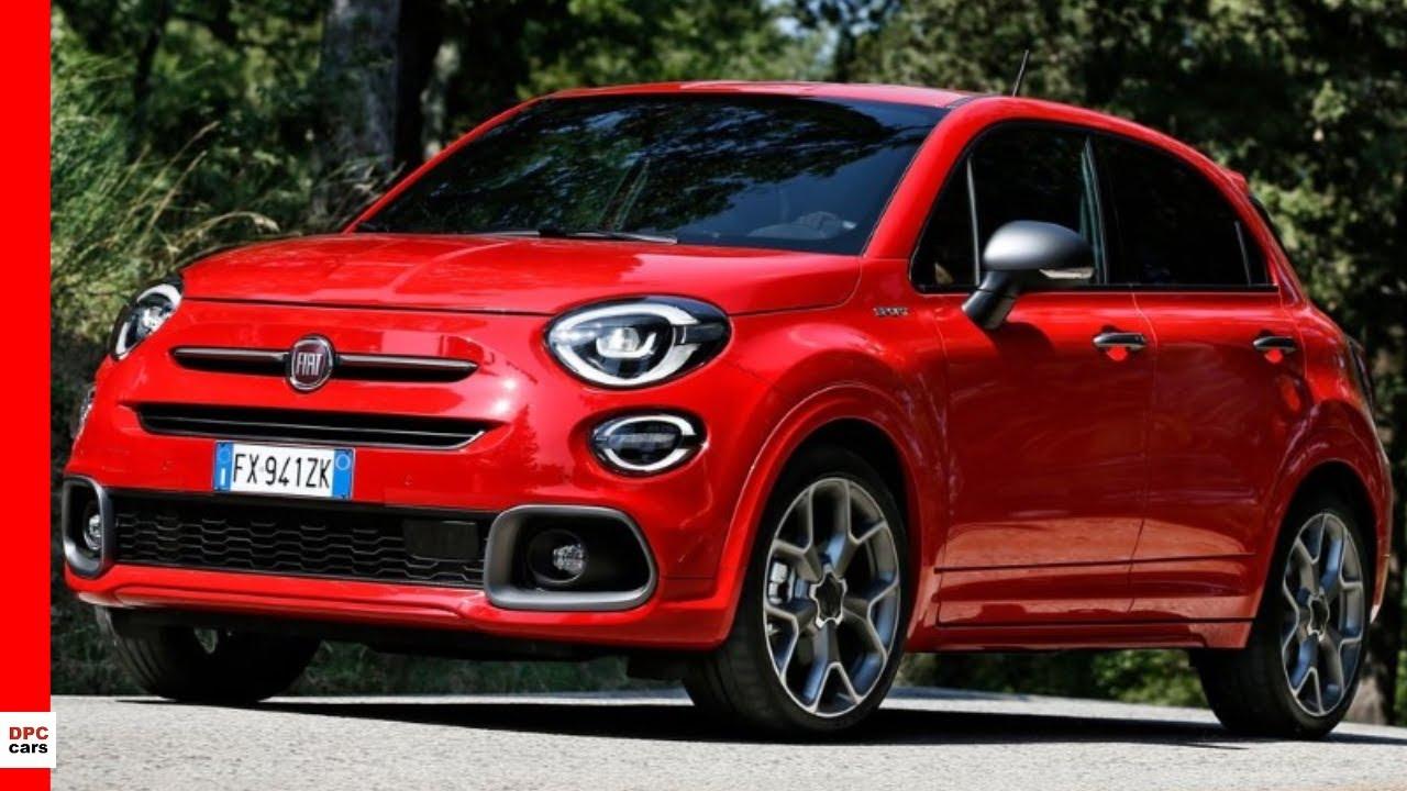 New 2020 Fiat 500X Sport