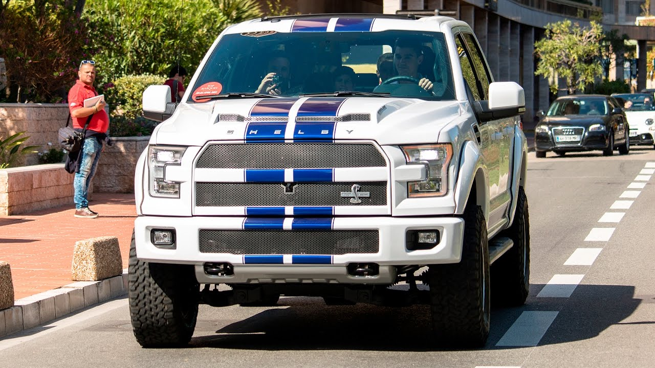 Ford Truck Shelby >> Shelby F150 Super Snake 750hp Supercharged Overview And Driving