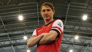 Welcome to Arsenal Kim Kallstrom - ArsenalFanTV.com