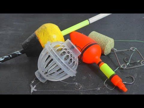 Снасть для ловли толстолоба .Крючки и поводки не будут путаться. My fishing