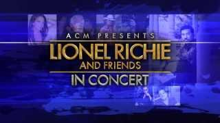 Lionel Ritchie & Friends • Academy of Country Music - CBS