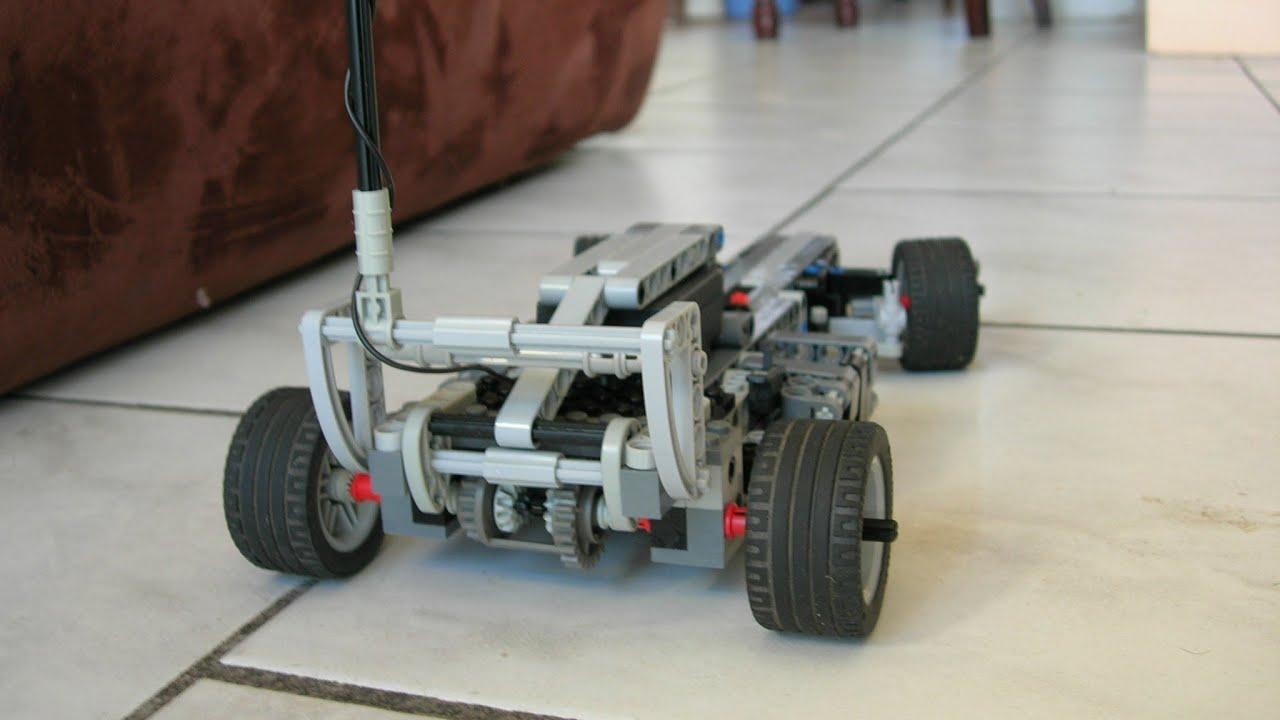 Lego Technic Power Drifting Youtube