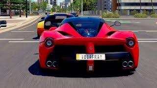 Forza Horizon 3 Ferrari Laferrari Goliath Go-pro