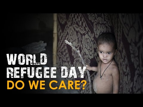 The Quint: World Refugee Day: Who Are the World's Refugees and Do We Care?