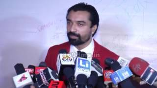 Ajaz Khan On Sambhavna Seth's Wedding Reception | Woman Makes A Man Complete(Ajaz Khan On Sambhavna Seth's Wedding Reception | Woman Makes A Man Complete, She Is Must To Control Him #SambhavnaSeth #AvinashDwivedi ..., 2016-07-30T09:44:10.000Z)