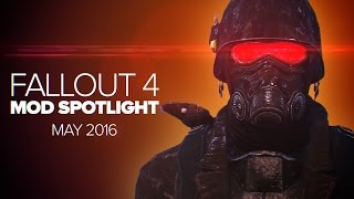 Fallout 4 Mod Spotlight - Improved Housing, Scavenged NCR Armour Smokeable Cigars May 2016