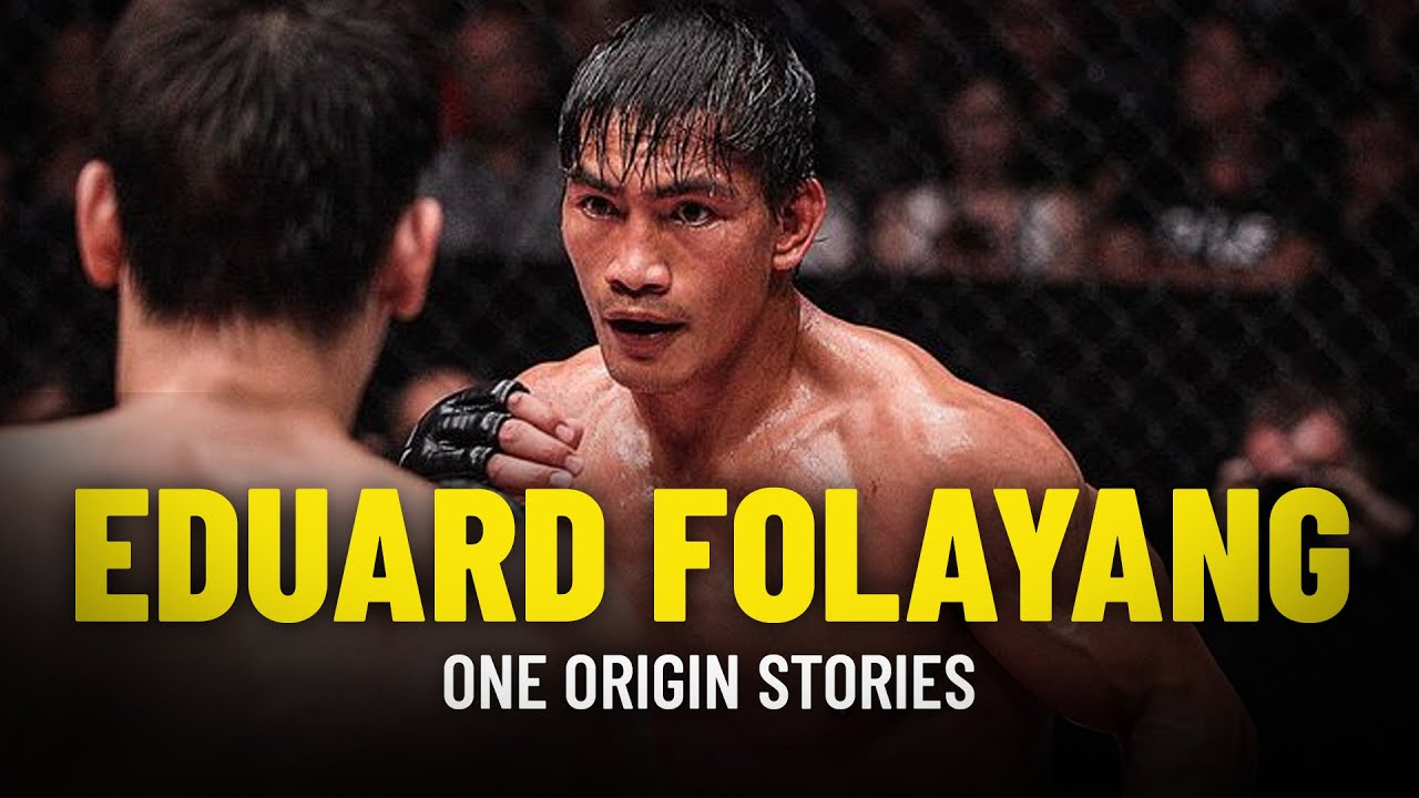 Eduard Folayang's Goals & Dreams | ONE Origin Stories
