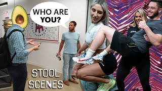 Crazy Guy Storms Barstool HQ Threatening To Sue + Abella Danger Returns - Stool Scenes 228.5