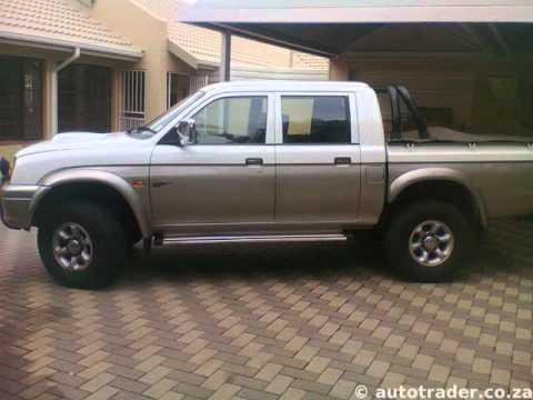 2000 mitsubishi colt 2.8 tdi rodeo auto for sale on auto trader