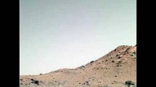 Blue sky on Mars Sols 859 to 1037