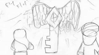 B Takımı Canlandırma için karikatür Kampı: Film Şeridi