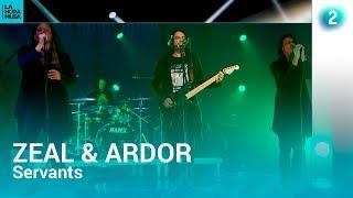 """Zeal & Ardor - """"Servants"""" - La Hora Musa - RTVE.es"""