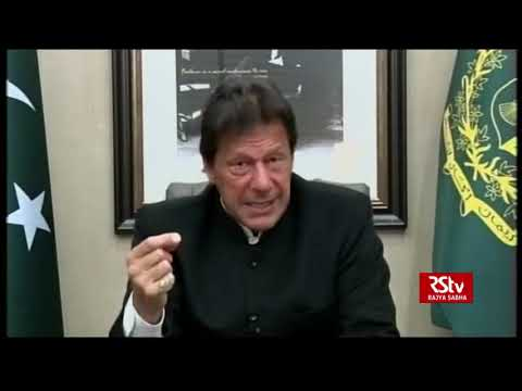 Pakistan PM Imran Khan reacts to Pulwama terror attack