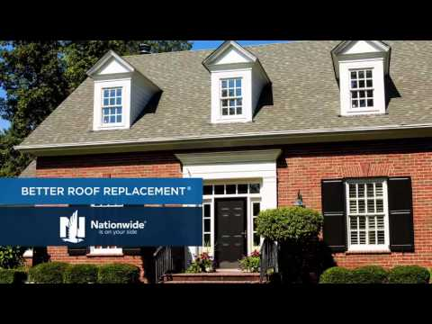 video:Better Roof Replacement Insurance video   Nationwide