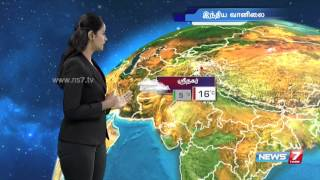 Weather Forecast | 23-03-2016