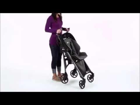 Meet the 4moms Origami Automatic Folding Stroller Demo Pramworld ... | 360x480