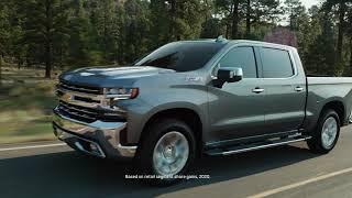homepage tile video photo for Anywhere | Chevrolet