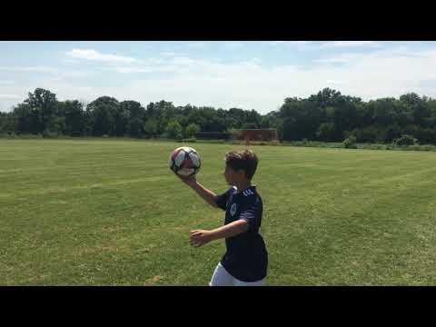 U13 BSC Blue 06 Vs Maryland Rush (2019 Potomac Memorial Tournament) HD