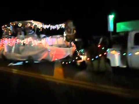Christmas Parade Milton Fl 2012