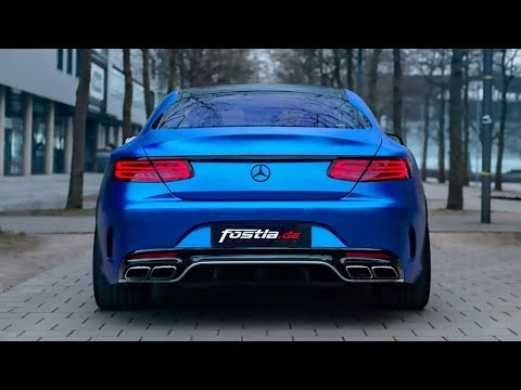 Mercedes-AMG S63 S Coupe by Fostla