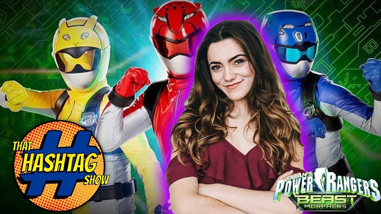 Power Rangers Ninja Storm Red Ranger