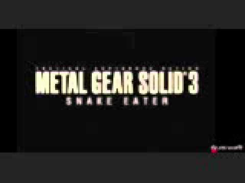 An Hour of Metal Gear Solid 3 Radio Calls (audio)