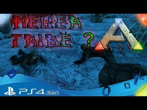 ARK PS4 🇩🇪 Neuer Tribe ? Spaß mit Cloud ^^ - FOLGE 60 - Ark Survival Evolved