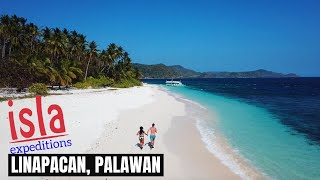 Exploring The Clearest Waters in The World Linapacan Palawan!