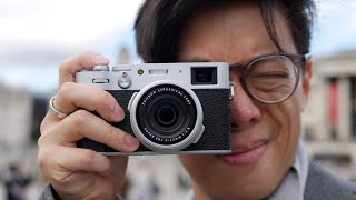 Fujifilm X100V - Should You Buy One? (vs Ricoh GR III)