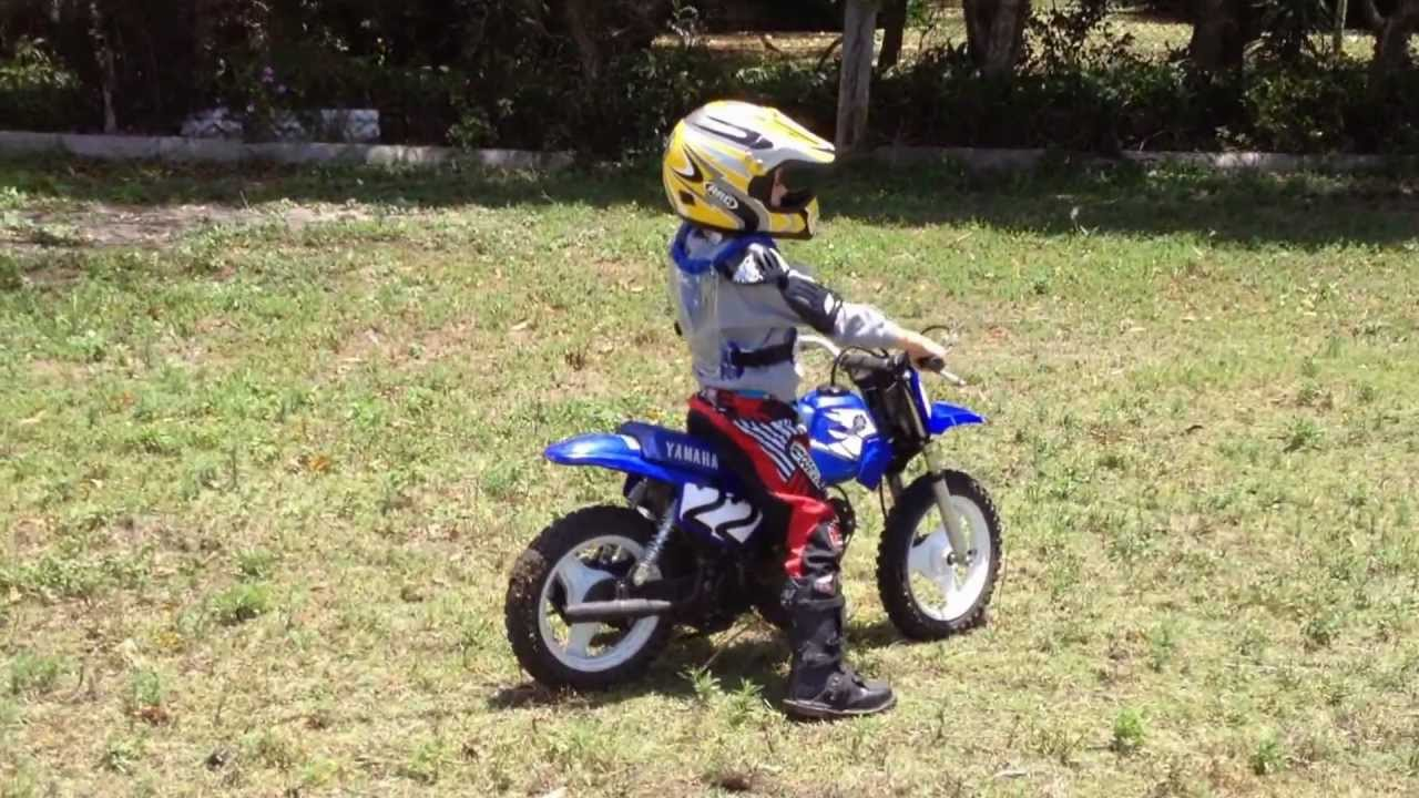 PW50 FAST FREDY ! 5 year old Motorcross kid - YouTube
