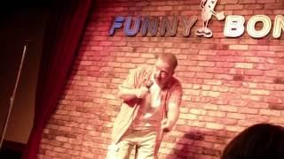 Comedian Curt Repka