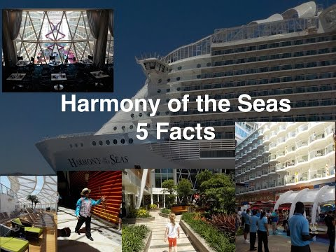 Harmony of the Seas 5 Fabulous Fascinating Facts