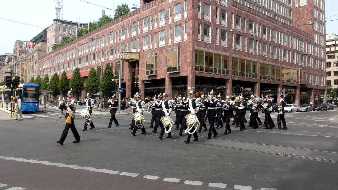 斯德哥爾摩行軍