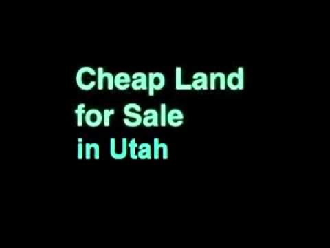 Cheap Land for Sale in Utah – 300 Acres – Provo, UT 84604