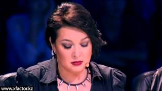 Роза Саметова. X Factor Казахстан. Прослушивания. 2 серия. 6 сезон.