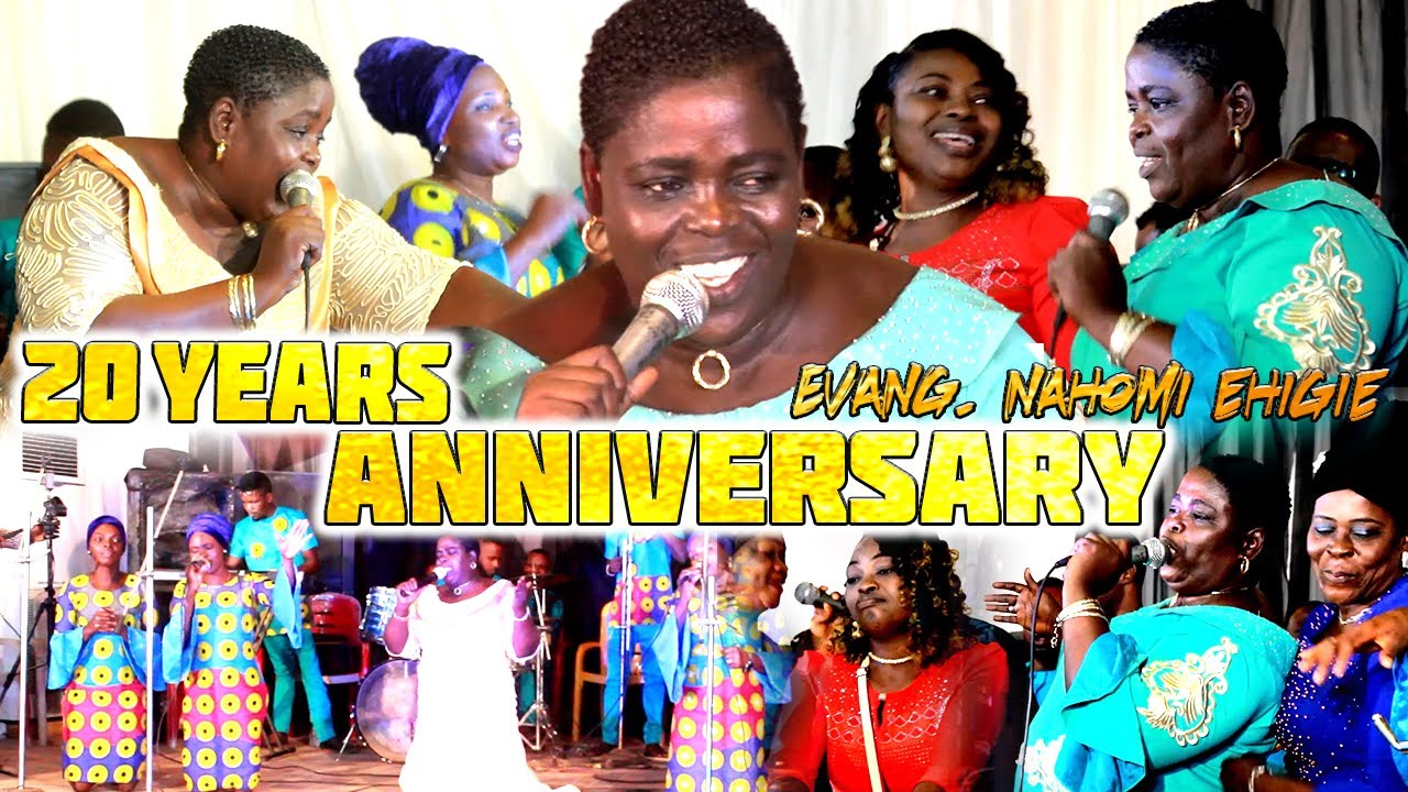 Download NAOMI EHIGIE LATEST [20 YEARS ANNIVERSARY] LATEST BENIN MUSIC LIVE ON STAGE