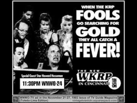 New WKRP in Cincinnati : Flimm Flam Man W/ Johnny Fever 1993