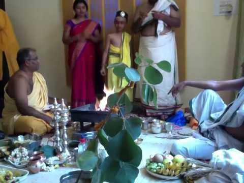 Aryama upanayana
