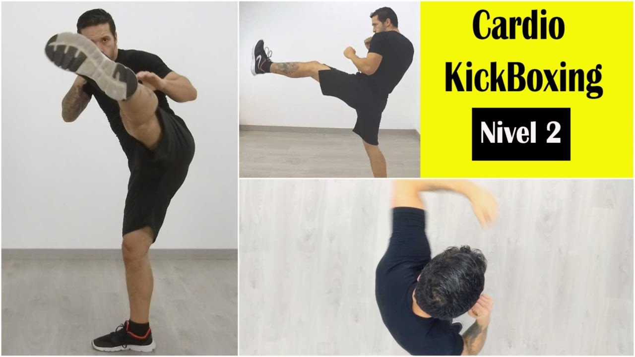 Kick boxing para bajar de peso rapido