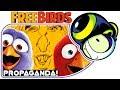 FREE BIRDS Movie: A