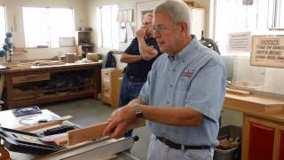 Dado Blade Demonstration