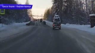 Видеорегистратор: ДТП таксист сбил женщину Ломоносова. Место происшествия 27.12.2016