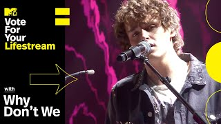 "Why Don't We Performs ""Fallin"" (Adrenaline) 