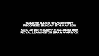 Radio News Report of MKA Charity Challenge 2011