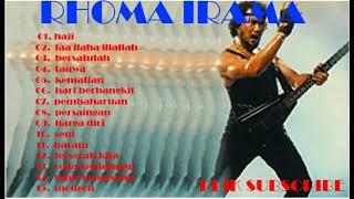 15 Lagu Terbaik Rhoma Irama  | 15 Best Songs of Rhoma Irama | Lagu Dangdut Rhoma Irama Populer
