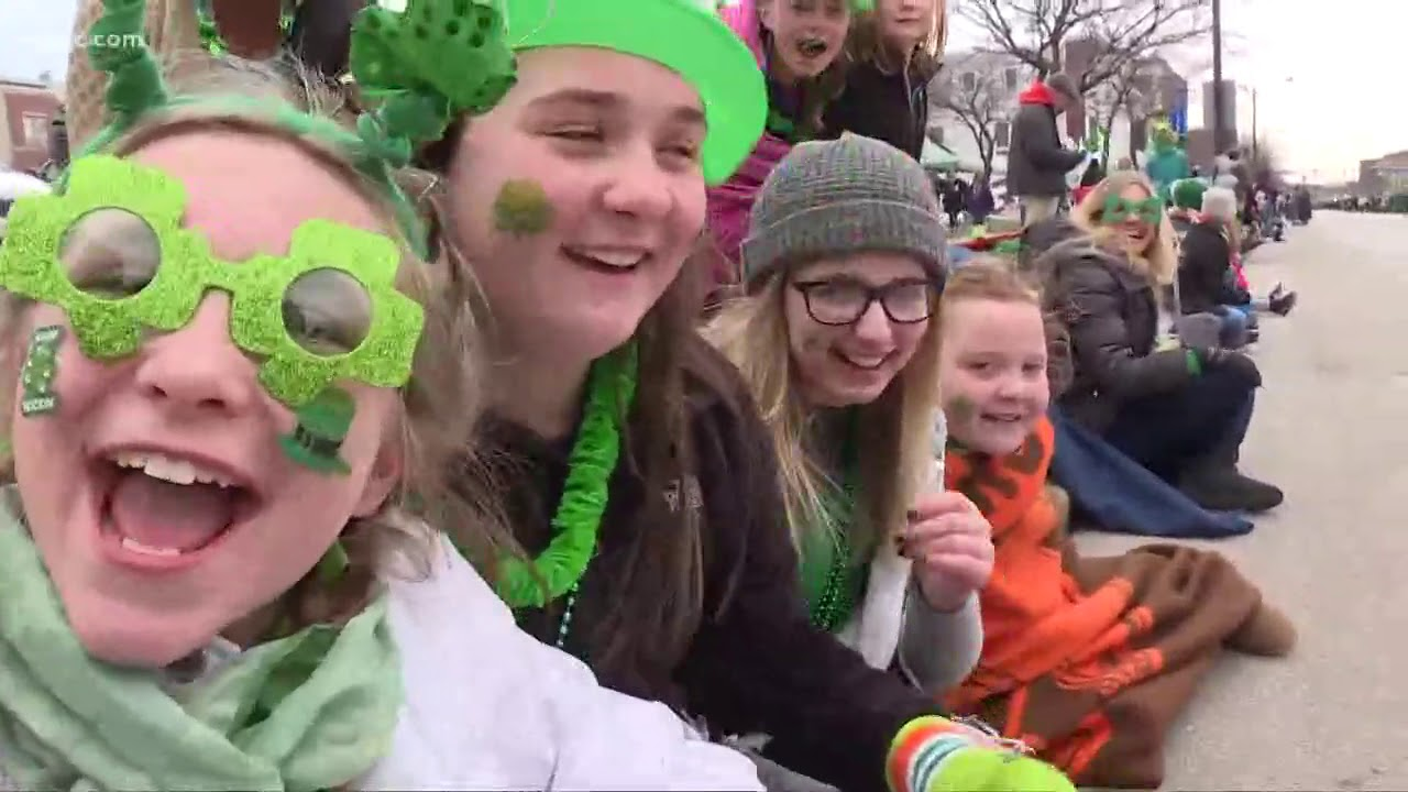 ded40175e Cleveland St. Patrick s Day 2018 preview - YouTube